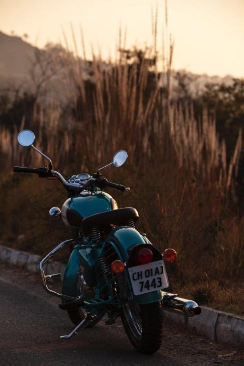 Motorcyklens historie
