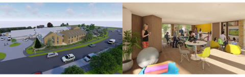 ellenor receives a staggering £2m donation to help build for the future