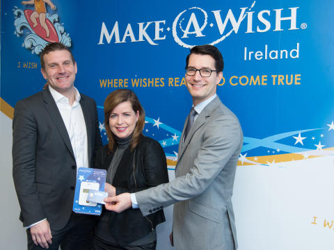 Giving made easy for Wish Day 2018 as donors able to give with their contactless cards