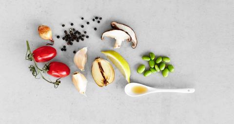 Nya spännande smaker i fokus för Santa Maria på Mitt Kök