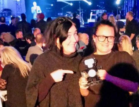 Göteborgs Kulturkalas vann Live-Apan för årets Insats
