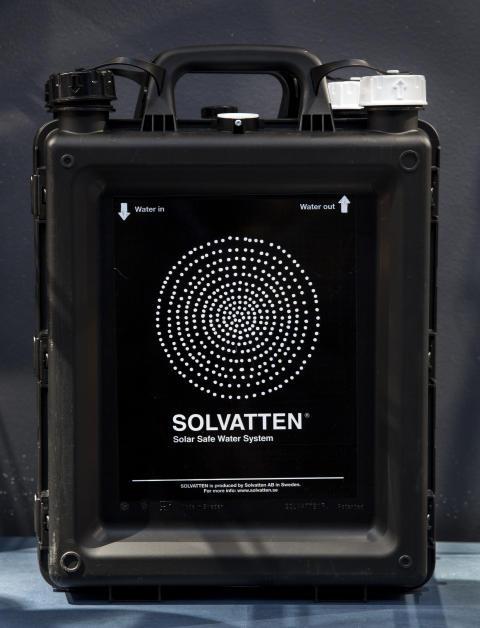 Korsvägar - Solvatten