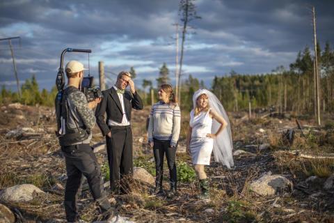 Fint och fult – film om skogens estetik får pris