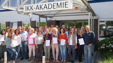 Die IKK classic ist Demenz Partner