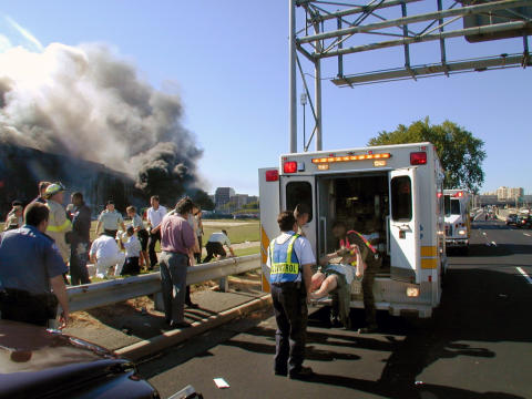 9/11 - Flyet der ramte Pentagon