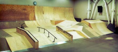 Novas skatehall
