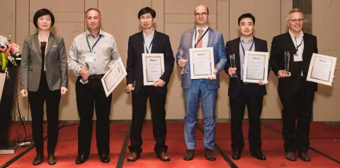 DeltaNordic vann Epirocs pris som Excellent Supplier