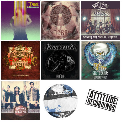 ATTITUDE RECORDINGS Results - Looking forward to New Goals