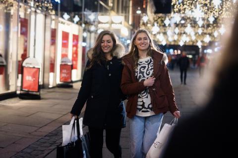 Ny Sifoundersökning:  Unga sparar och shoppar mest