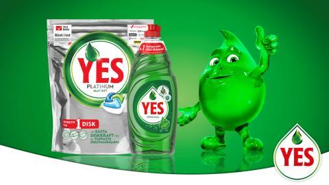 Yes tar tillbaks titeln som Sveriges starkaste varumärke.