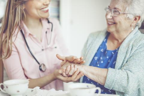 """Belohnung zum Internationalen Pflegetag: RECHNUNG.de sagt """"Danke!"""""""