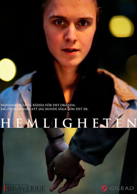 """Pressvisning av """"Hemligheten"""" – en film om att leva med hiv som tonåring"""
