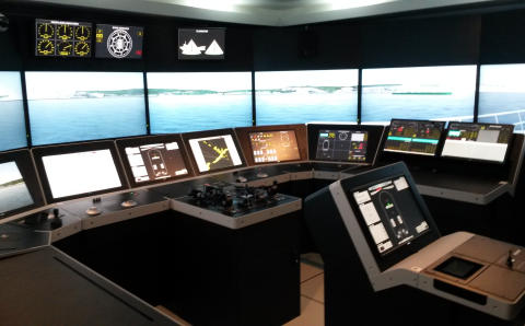 Kongsberg Maritime: New KONGSBERG Simulators Installed for Certification of Indonesian Seafarers