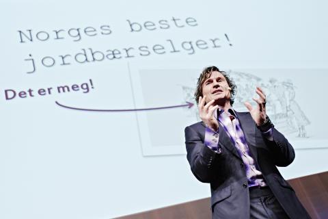 Petter Stordalen Jordbærfilosofien