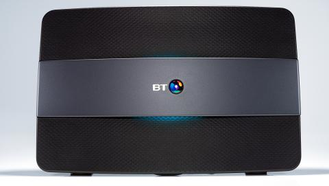 BT Smart Hub launches with the UK's most powerful wi-fi signal*