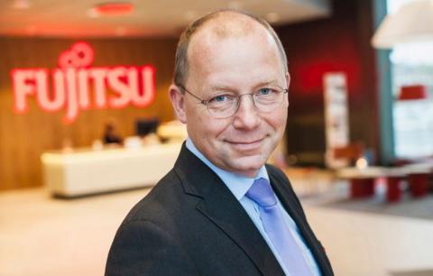 Jonas Brandén ny säljchef på Fujitsu Sverige