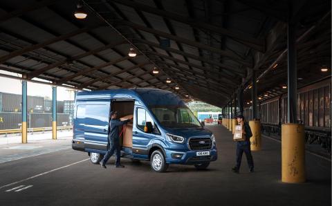 Ford Transit V363 (2-tons)
