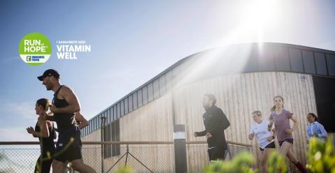 Vitamin Well Run of Hope - Malmö