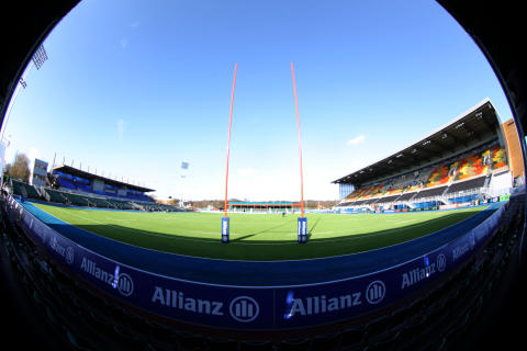 FIRST SARACENS PREMIERSHIP GAME AT ALLIANZ PARK IS A SELL OUT!