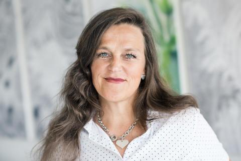 Jaana Røine, administrerende direktør