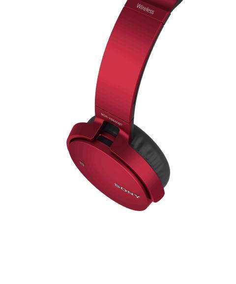 MDR-XB650BT von Sony_Rot_03