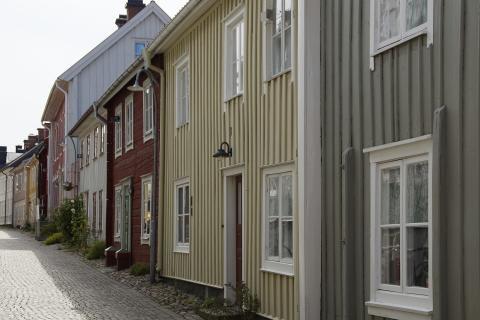 50 miljoner till forskning om energianvändning i kulturhistoriskt värdefull bebyggelse
