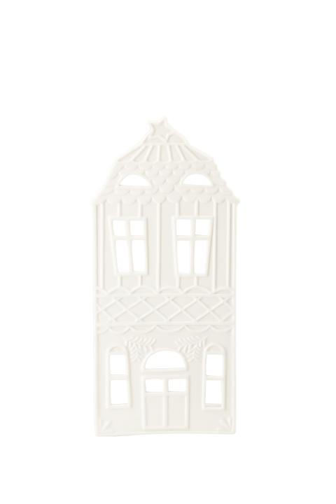 HR_Little_Christmastown_Front 3 white_Tea light house