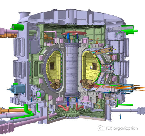 Toshiba Wins a Contract for ITER's Superconducting Coils