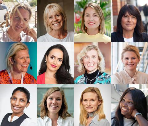 Framgångsrika talare på Sigmas nätverksträffar