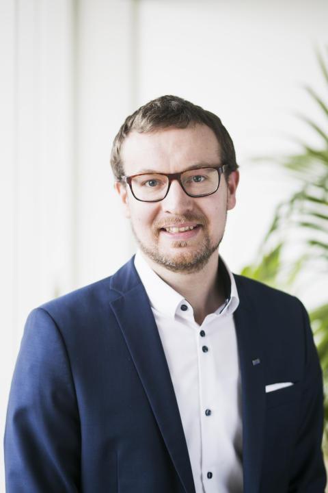 Gustaf Wiklund, ordf.