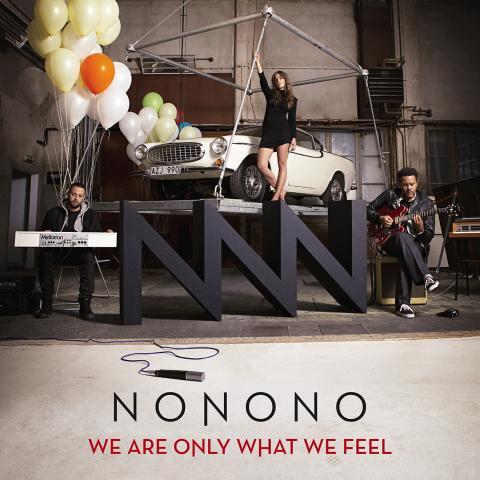 """NONONO släpper debutalbumet """"We Are Only What We Feel"""" 24 mars"""