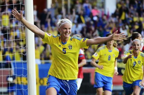 Årets Hässleholmare 2014: Nilla Fischer