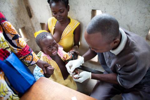 CENTRALAFRIKANSKA REPUBLIKEN: Övergiven befolkning står utan hjälp