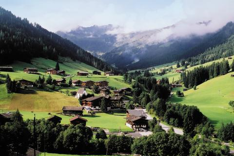 Ramblers Walking Holidays: Alpbach