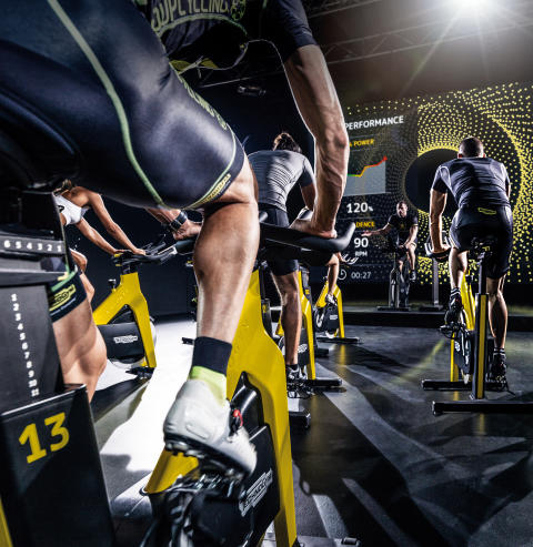 TECHNOGYM® Group Cycle