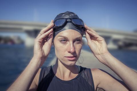 MOOV HR Swimming