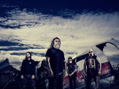 Slayer återvänder till Gröna Lund
