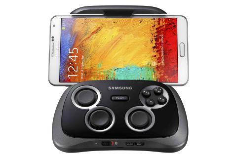Samsung GamePad - den mobila spelkonsollen