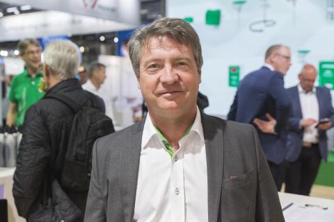 Gunnar Åberg, produktdirektör Regin