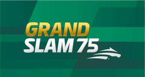 Grand Slam 75 logga
