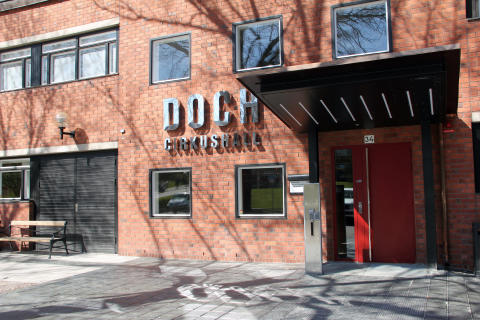 Closing Acts inviger Stockholms nya cirkushall!