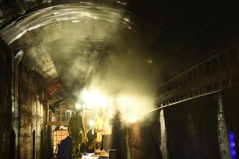 Stengt T-banetunnel i påsken!