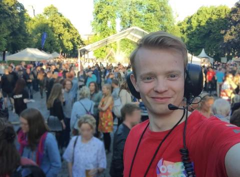 Oslo Pride: En del av livet mitt