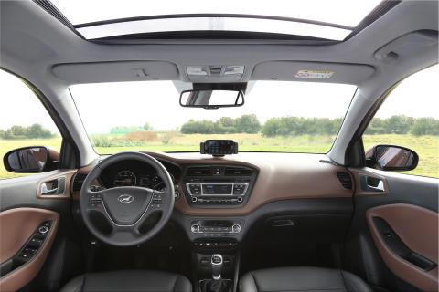 Nye Hyundai i20 (kupe)