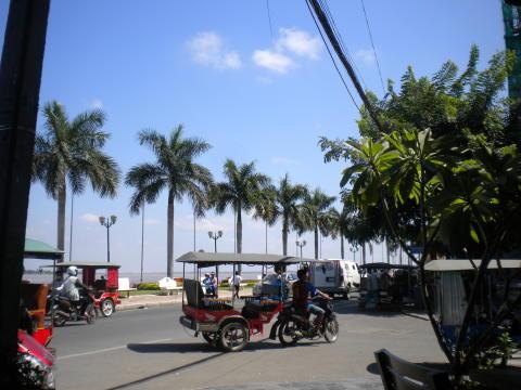 Restaurangtips i Phnom Pehn