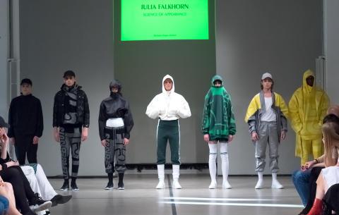 Textilhögskolans EXIT16 i Borås - här är alla bilderna!