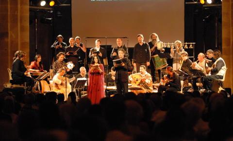 Jordi Savall - Jerusalem - Uppsala International Sacred Music Festival 4-7 november 2010