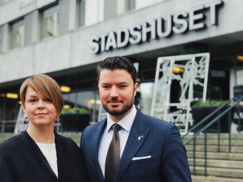 S och L bildar ny kommunledning för ett Malmö som håller ihop