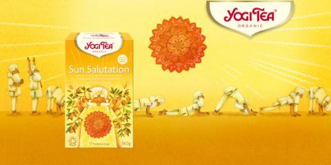 UUTUUS YOGI TEA® Sun Salutation - Limited Edition