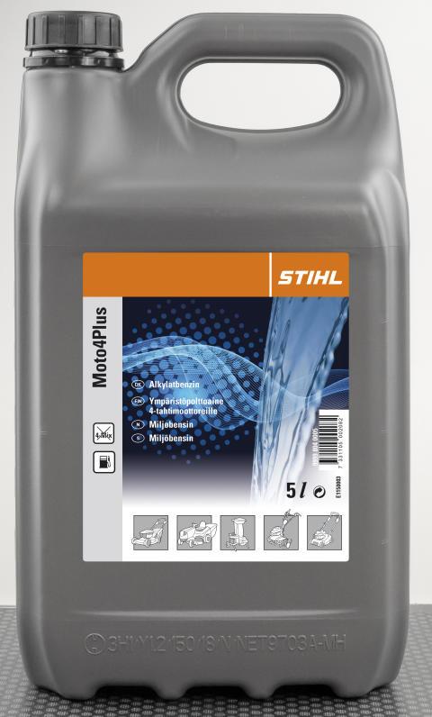 Minimal fordamping og mindre skadelig miljøpåvirkning med ny bensinkanne fra STIHL